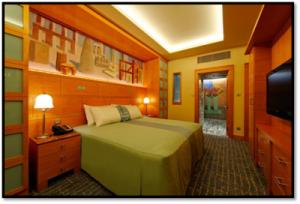 ホテル・マイケル客室