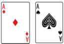 ブラックジャック_カードA&A