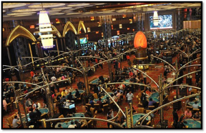 Grand Lisboa Casino Baccart