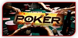 テキサスホールデム・ポーカーテーブル