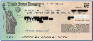 小切手による送金